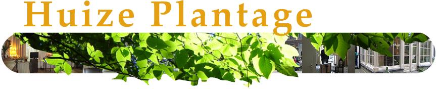 Huize plantage